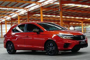 Honda City Hatchback 2021 ra mắt Indonesia, từ 354 triệu đồng