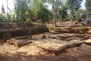 Di chỉ khảo cổ Chăm Phong Lệ (Đà Nẵng): Khai quật, nghiên cứu và chờ khai thác