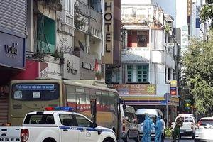 TPHCM phát hiện 40 người Trung Quốc nhập cảnh trái phép