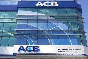 Hai tổ chức liên quan đến Dragon Capital đăng ký bán hơn 100 triệu cổ phiếu ACB