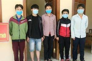 Phát hiện 3 vụ nhập cảnh trái phép từ Lào vào Việt Nam