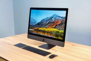 Apple chỉ bán đến khi hết hàng iMac Pro