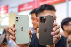 Mẫu iPhone 12 đã có thể sử dụng mạng 5G tại Việt Nam
