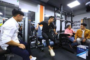 Ra mắt Trung tâm phục hồi chấn thương thể thao quốc tế IRC