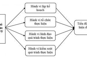 Tổ chức quản lý ảnh hưởng thế nào đến tiến độ dự án giao thông đường bộ tại Việt Nam?
