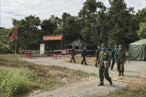 Phát hiện 40 người nước ngoài nhập cảnh trái phép vào Việt Nam