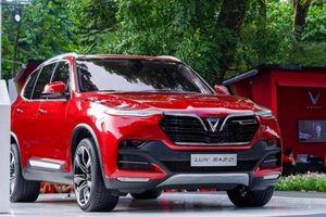 Bảng giá mới nhất 4 mẫu ô tô VinFast