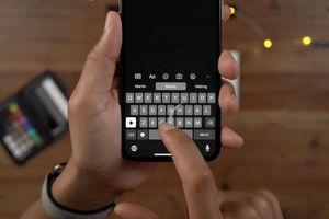 4 mẹo giúp bạn thành 'anh hùng bàn phím' trên iPhone, ai không biết sẽ tiếc