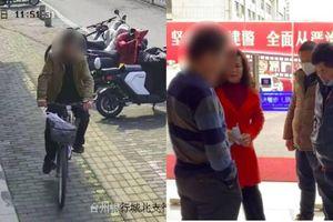 Bị bắt vì trộm xe đạp, người đàn ông không ngờ tìm được em gái thất lạc 30 năm