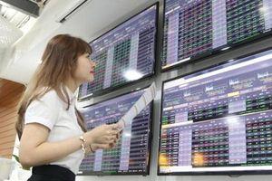 Tái cân bằng, VN-Index rộng cửa tăng