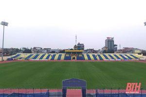 Sân Thanh Hóa sẵn sàng đón khán giả trở lại với LS V.League 2021