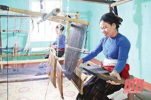 Xã Thanh Lâm (Như Xuân): Duy trì và phát triển nghề dệt thổ cẩm truyền thống
