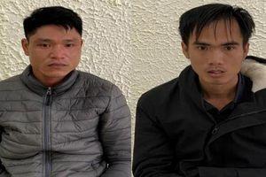 Tạm giữ 2 đối tượng đưa người Trung Quốc nhập cảnh trái phép vào Việt Nam