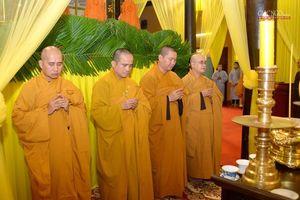 Báo Giác Ngộ, Ban Thông tin - Truyền thông viếng tang Hòa thượng Thích Nhật Ấn