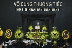 NSND Trần Hạnh là người nghệ sĩ bình dị, mộc mạc của nhân dân