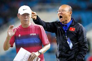 Đồng hương Shin Tae-yong 'tuyên chiến' HLV Park Hang-seo