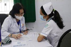 TP Hồ Chí Minh triển khai tiêm 100 liều vắc xin đầu tiên