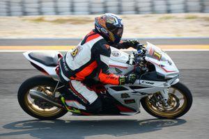 Giải đua môtô phân khối lớn đầu tiên được tổ chức tại Việt Nam