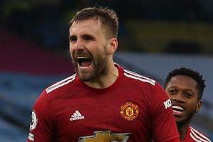 Chiến thắng cảm xúc của Man Utd