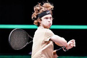 Rublev có danh hiệu ATP 500 thứ tư liên tiếp