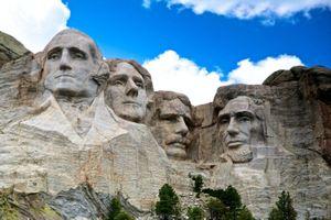 Căn phòng trong núi chứa văn bản lập quốc của Mỹ