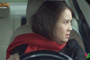 'Hướng dương ngược nắng' tập 38: Châu tự tử sau khi đâm xe vào Kiên?