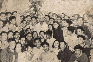 Báo Nhân Dân kỷ niệm 70 năm ra số đầu