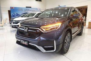 Honda CR-V tại Việt Nam tiếp tục giảm hàng chục triệu đồng