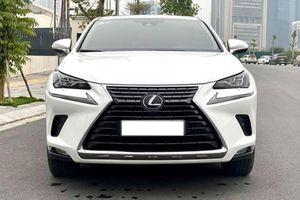 Lexus NX 300 'chạy lướt' hơn 2,6 tỷ đắt hơn xe mới tại Hà Nội