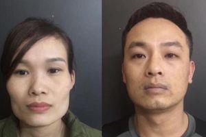 Buôn bán ma túy tại gia, 2 vợ chồng bị bắt giữ