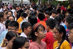 Tuyển sinh lớp 1, lớp 6 ở Hà Nội: 'Tỷ lệ 'chọi' cao ngất ngưởng