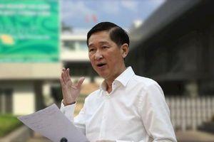 Vụ SAGRI gây thiệt hại 672 tỷ đồng: Ông Trần Vĩnh Tuyến đổ lỗi cấp dưới