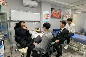 Lương Xuân Trường khởi nghiệp làm ông chủ