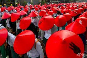 Liên minh các công đoàn Myanmar kêu gọi tổng đình công