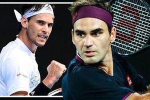 Federer và Thiem là 2 hạt giống hàng đầu tại Qatar mở rộng