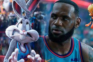 Lebron James nhập vai Avengers: Endgame trong Space Jam huyền thoại
