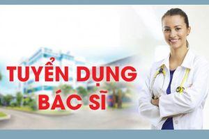 Trung tâm Y tế huyện Thạch Hà tuyển dụng 8 bác sỹ