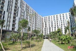 Giá tính lệ phí trước bạ chung cư hạng A ở Hà Tĩnh hơn 19,6 triệu đồng/m2 sàn