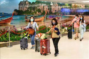 Thái Lan: Giảm thời gian cách ly đối với người nước ngoài nhập cảnh đã tiêm phòng