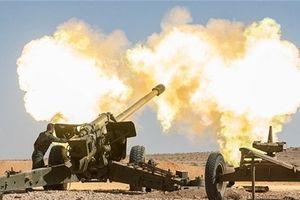 Pháo kích dữ dội, Syria rung chuyển dân thường thương vong