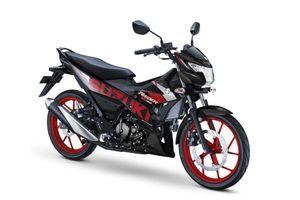Bảng giá xe máy Suzuki tháng 3/2021: Thêm sản phẩm mới