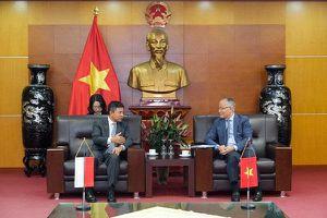 Indonesia sẽ nghiên cứu kỹ tiềm năng, cơ hội hợp tác kinh tế và thương mại với Việt Nam