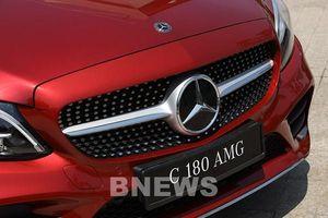 Mercedes-Benz Việt Nam giới thiệu phiên bản C 180 AMG mới giá dưới 1,5 tỷ đồng
