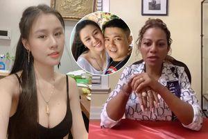 Đến lượt chị gái Vân Quang Long tố Linh Lan xin tiền sửa ngực, bắt chồng xóa hình con riêng?