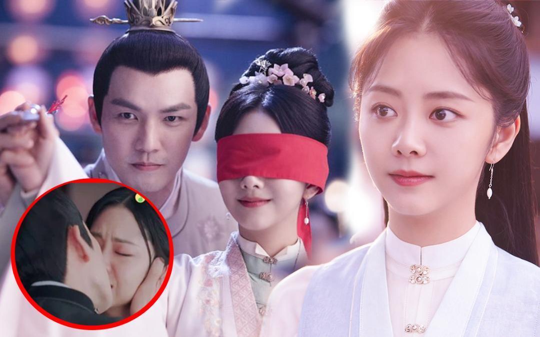Bị Chung Hán Lương cưỡng hôn, Đàm Tùng Vận khóc nghẹn: 'Cẩm tâm tựa ngọc' đến hồi ngược luyến!