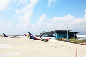 Nâng công suất Cảng Hàng không quốc tế Cam Ranh