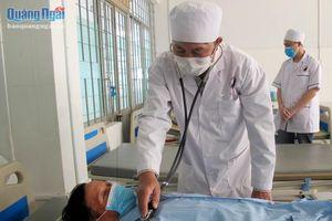Bệnh viện y học cổ truyền tỉnh: Sáng y đức, tạo niềm tin