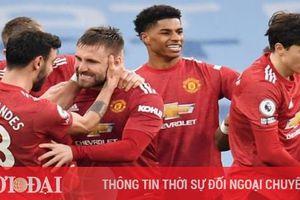 Kết quả, Bảng xếp hạng (BXH) Ngoại hạng Anh ngày 8/3: Đánh bại Man City, MU nhen nhóm cơ hội vô địch