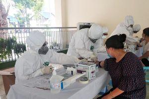 Chiều nay (8/3), Việt Nam ghi nhận 12 ca mắc COVID-19, có 1 ca ở Hải Dương