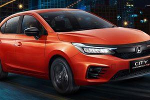 Honda City Hatchback 2021 ra mắt tại thị trường Indonesia